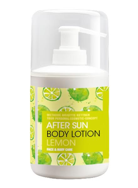 after sun body lotion LEMON 300ml